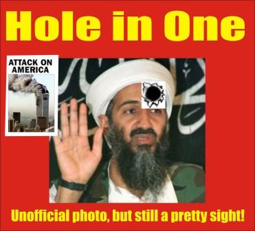 Bin Laden Hole in One