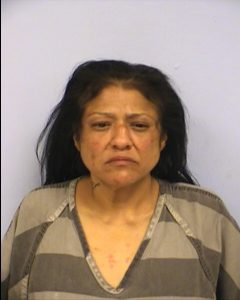 Isidra Perez 3 time loser DWI arrest by Austiin Texas Police she is out to kill 052016
