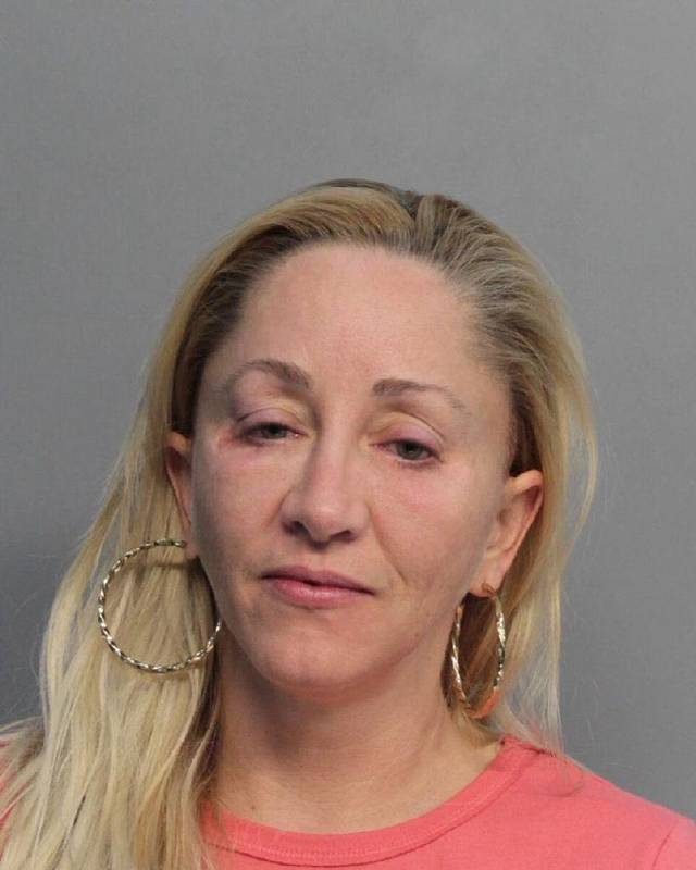 Florida: Miami-Dade Teacher Saryna Parker Offered to Kiss Trooper Before She Kicked Him in Groin