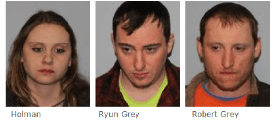 NEW YORK: State Police report arrests of DWI and DWIA-drugs