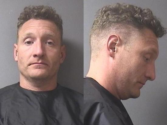 Matthew-Lane-McClure-busted-for-OWI-by-Indiana-State-Police-Trooper-on-June-7-2019-doing-107-in-construction-zone