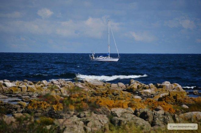 Żaglówką na Bornholm