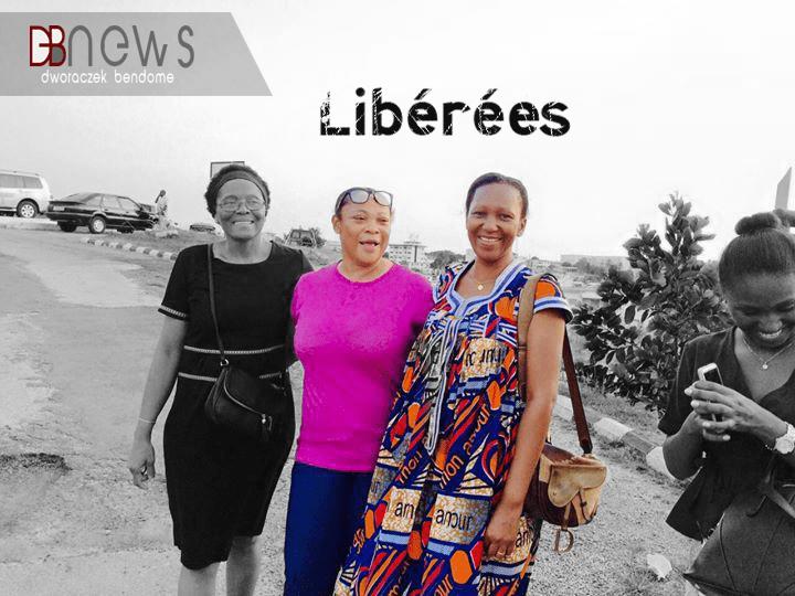 Gabon-Annie Léa MEYE-GeorgetteTOUSSAINT-Libérées