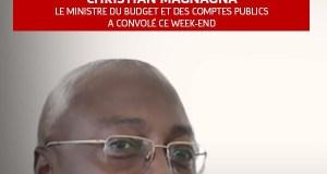 Gabon-Le Ministre DU BUDGET ET DES COMPTES PUBLICS CHRISTIAN MAGNAGNA s'est marié