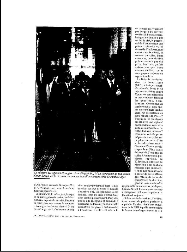 Jean Ping- revu de presse et retour sur le passé-03