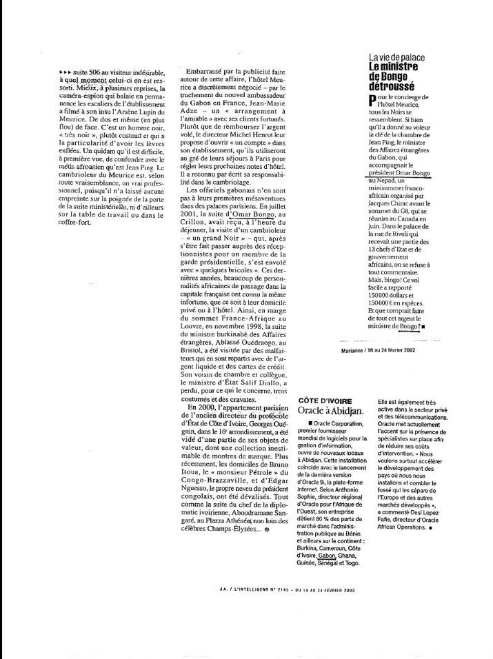 Jean Ping- revu de presse et retour sur le passé-04