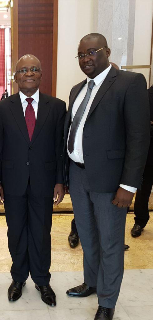 Faustin-Boukoubi-secrétaire-général-du-PDG-et-Fred-MAISSA-Secrétaire-Fédéral-a.i-France