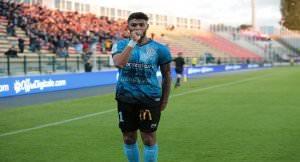 1493715488 859 football denis bouanga tres en forme - Football : Denis Bouanga, très en forme !