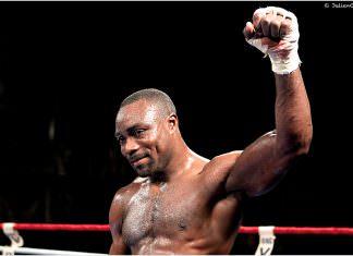 Taylor Mabika nouveau champion WBC de boxe