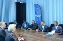 Europe - Jean Ping : Un appel de plus à la communauté internationale