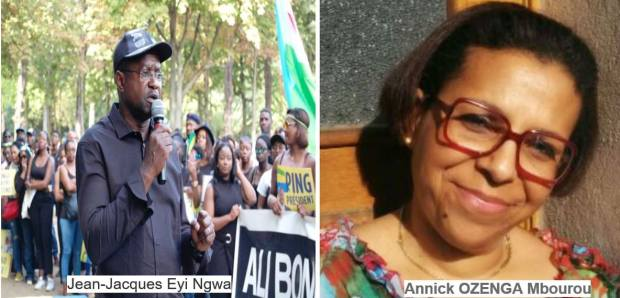 Annick-Ozenga-Mbourou-et-Jean-Jacques-Eyi-Ngwa
