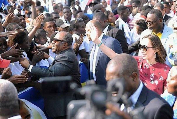 Ali Bongo Ondimba regagne Libreville