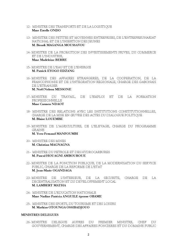 Gouvernement Gabon Août 2017-3-page-002