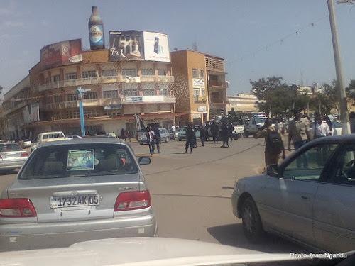 Lubumbashi : la police disperse la marche du CLC