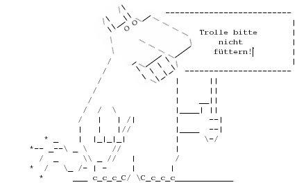 ASCII_Troll
