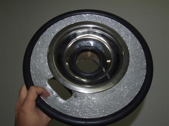 Ring light ou Ring Flash Caseiro, tutorial faça-você-mesmo 06 - DXFoto