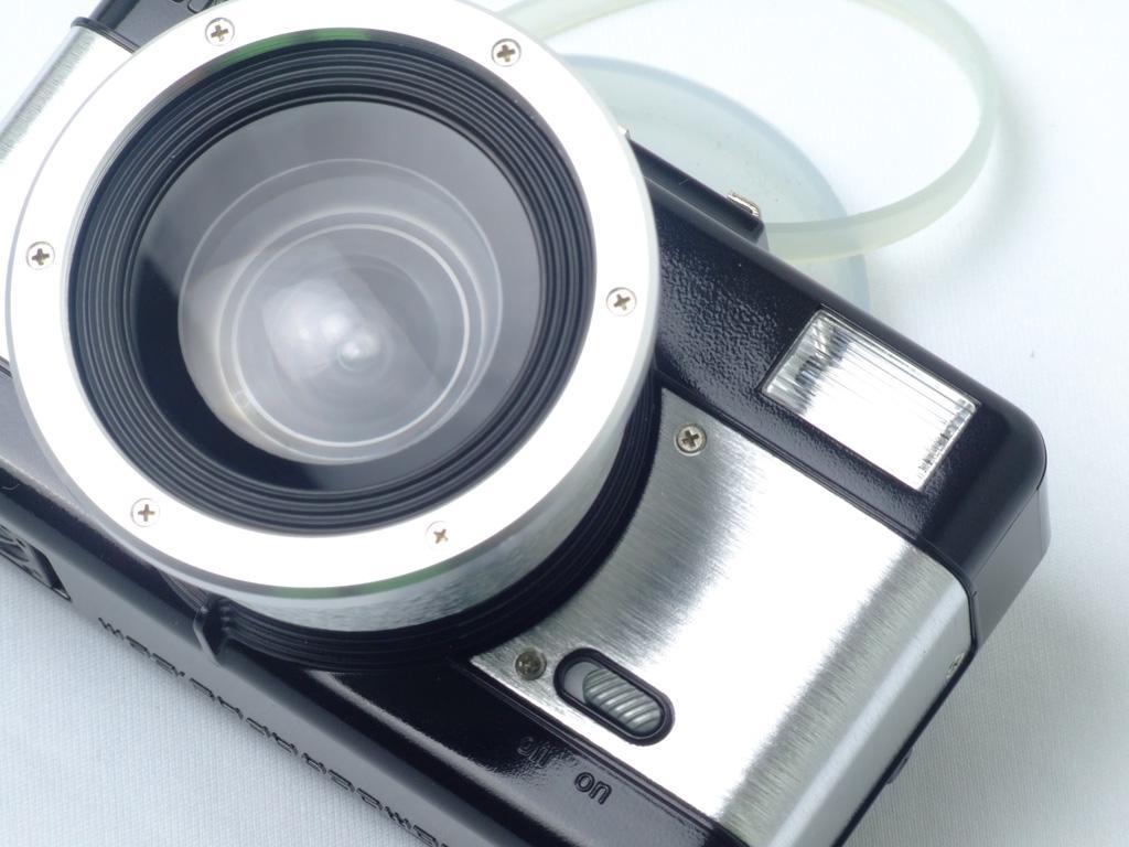 Lomography Fisheye No. 2, a primeira câmera 135 com lente fixa olho de peixe