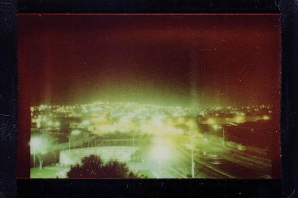Polaroid i-Zone na Lomo LC-A 3