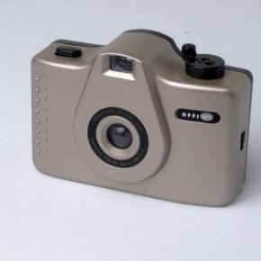 Offi nº 1, uma câmera de plástico simprona de tudo