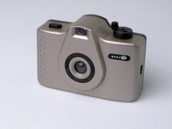 Offi nº 1, Câmera de plástico enigmática