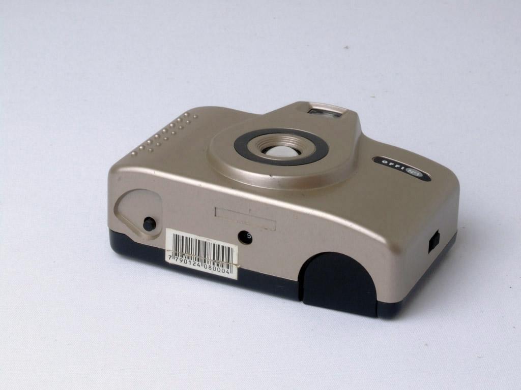 Offi nº 1, Câmera de plástico engraçadinha