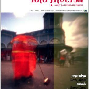 Revista Foto Inversa, a arte da fotografia pinhole