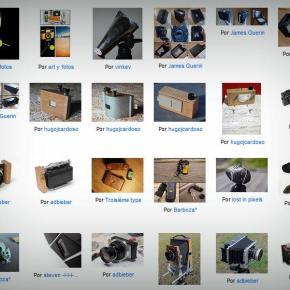 Grupo no flickr: Lindas soluções fotográficas caseiras