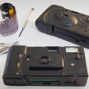 Recarregue suas câmeras descartáveis