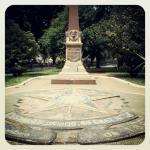 Lugares para se fotografar: Praça Dr. Barbosa de Oliveira, do lado da rod. Velha. #dxfoto
