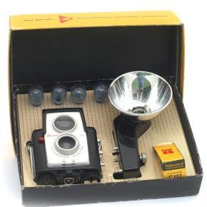 Descubra a data de nascimento da sua antiga câmera Kodak