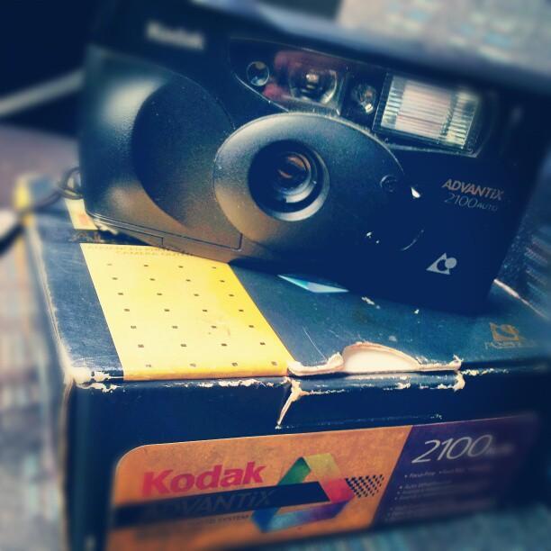 Kodak Advantix 2100 auto