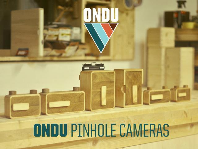 ondu-pinhole-cameras