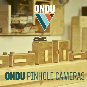 Ondu: câmera pinhole pode ser bonita também