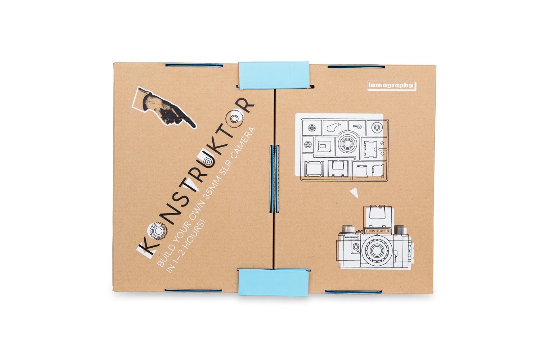 Lomography Konstruktor - Não requer prática nem habilidade 3