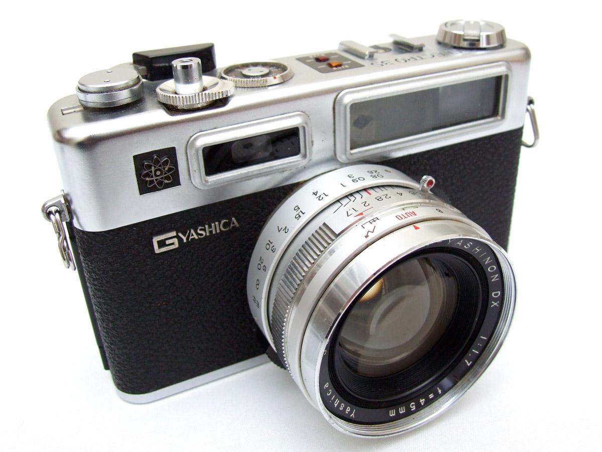 Yashica Electro 35 GSN 01