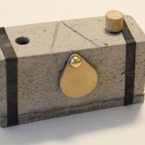 Pinhole de Concreto, aprenda a fazer a sua