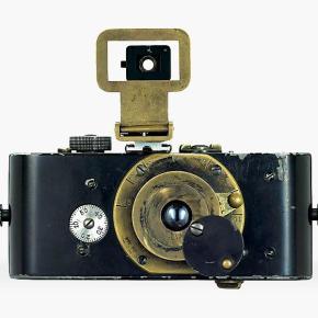 Primeira Leica, sim, aquela que iniciou tudo