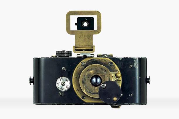 A ur-Leica, a primeira leica