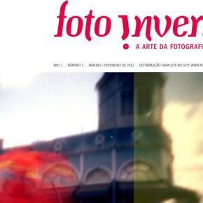 Revista Foto Inversa - Fotografia Pinhole - 1ª Edição