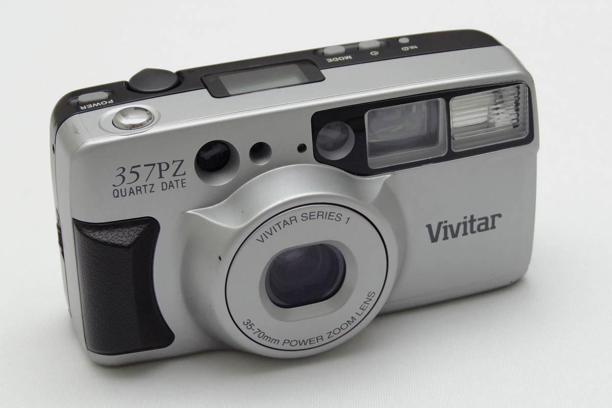 Frente - Vivitar 357pz Zoom