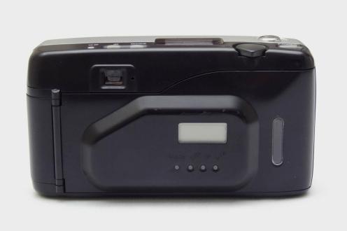 LCD da Tampa com Datador - Vivitar 357pz Zoom
