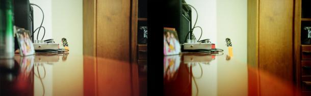 Stereo Lomografia - LC-A - 2