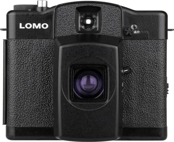 Lomo LC-A 120, a médio formato feita a partir da lomo lc-a