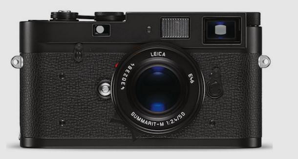 Leica M-A - Preta