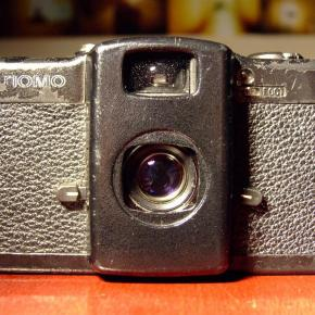Câmera deve ter cara de usada, que tem experiência