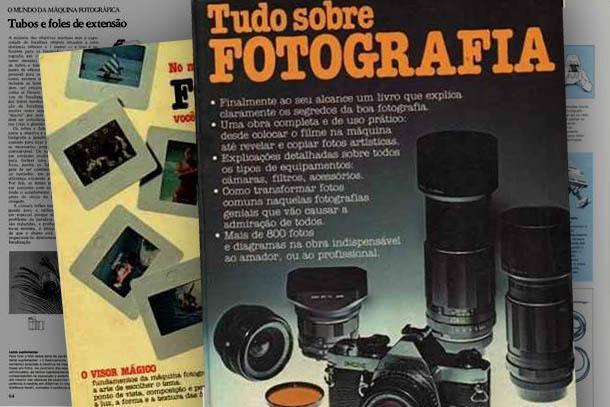 Livro Tudo Sobre Fotografia, de Michael Busselle
