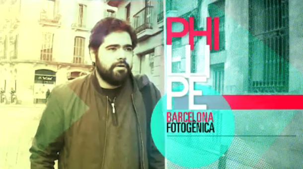 Um passeio com um fotografo em Barcelona - DXFoto