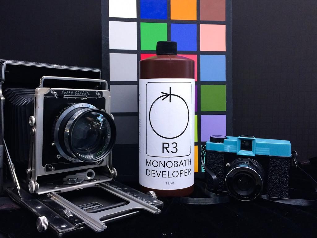 R3 Monobath, o revelador preto e branco de banho único - DXFoto