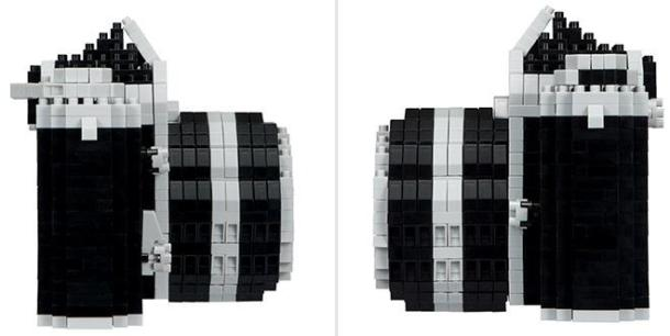 Nikon F em kit nanoblock para construir - DXFoto 03