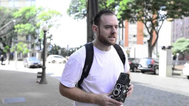 Câmera Velha #0 Chamada para o canal
